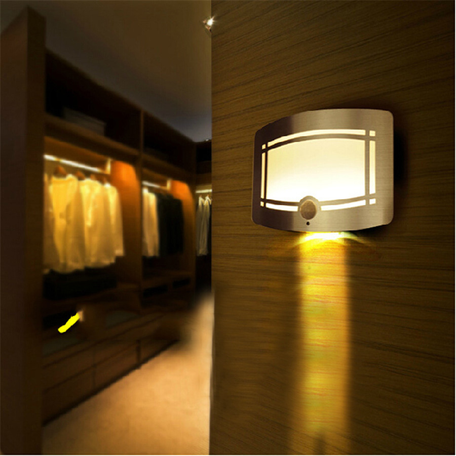 Image of: Interior Battery Sconces