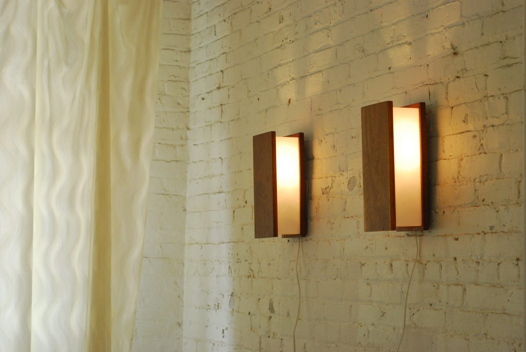 Image of: Kichler Wall Sconce Braelyn
