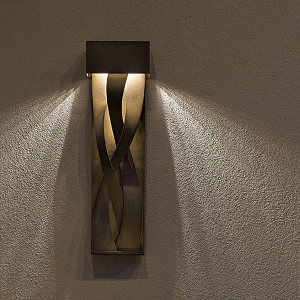 Image of: LED Hubbardton Forge Sconce
