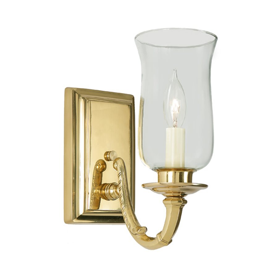 Image of: Large Hurricane Wall Candle Sconces