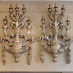 Large Sconces Antique