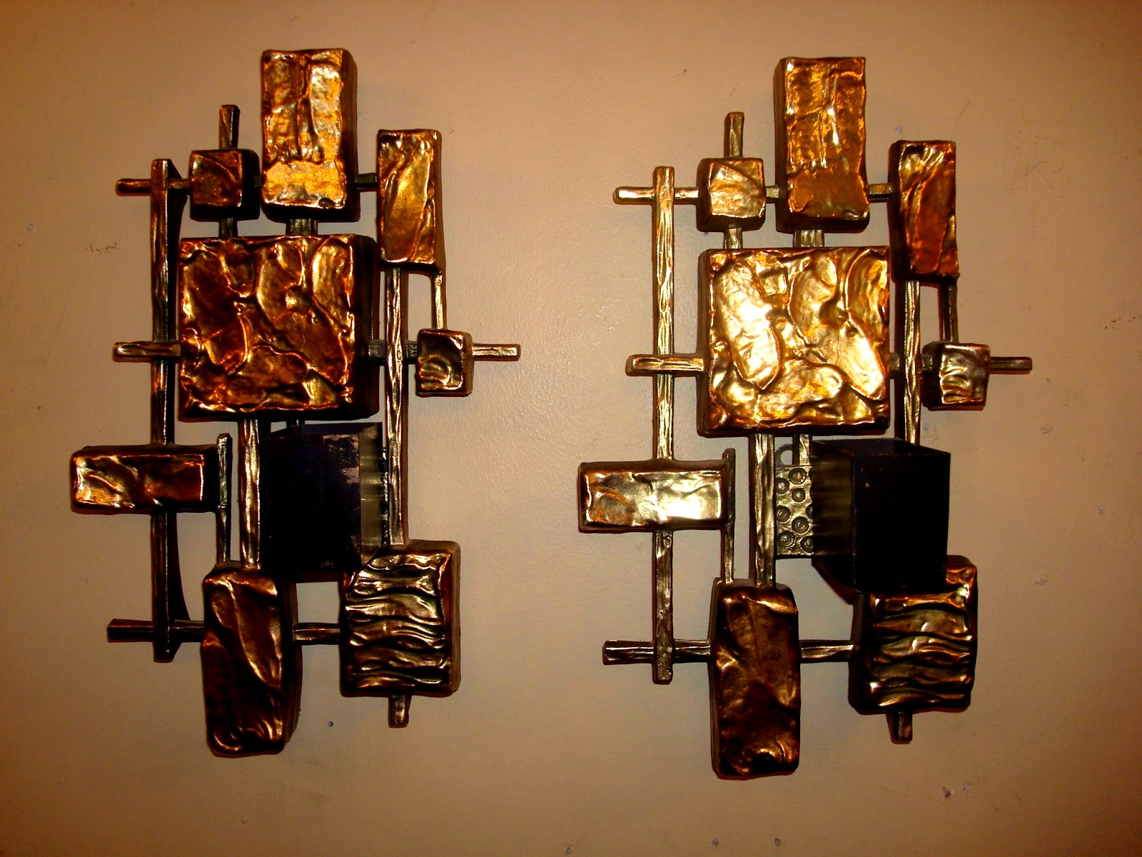 Image of: Large Sconces Wall
