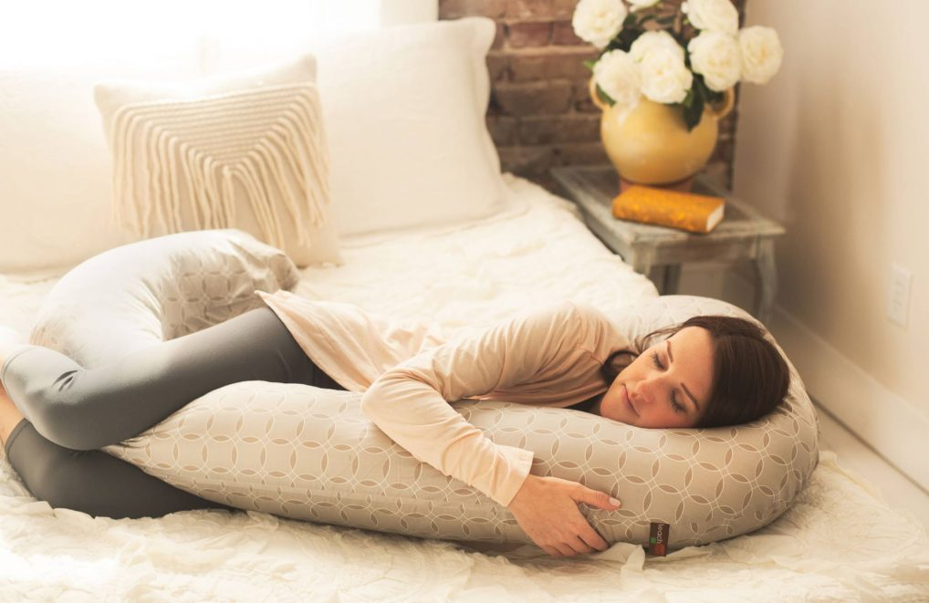 Image of: Leachco Snoogle Total Body Pillow Purchase