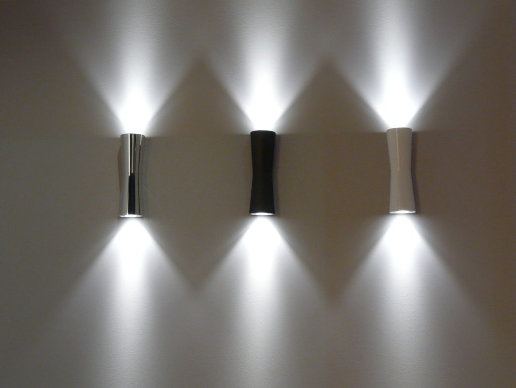 Image of: Led Battery Sconces
