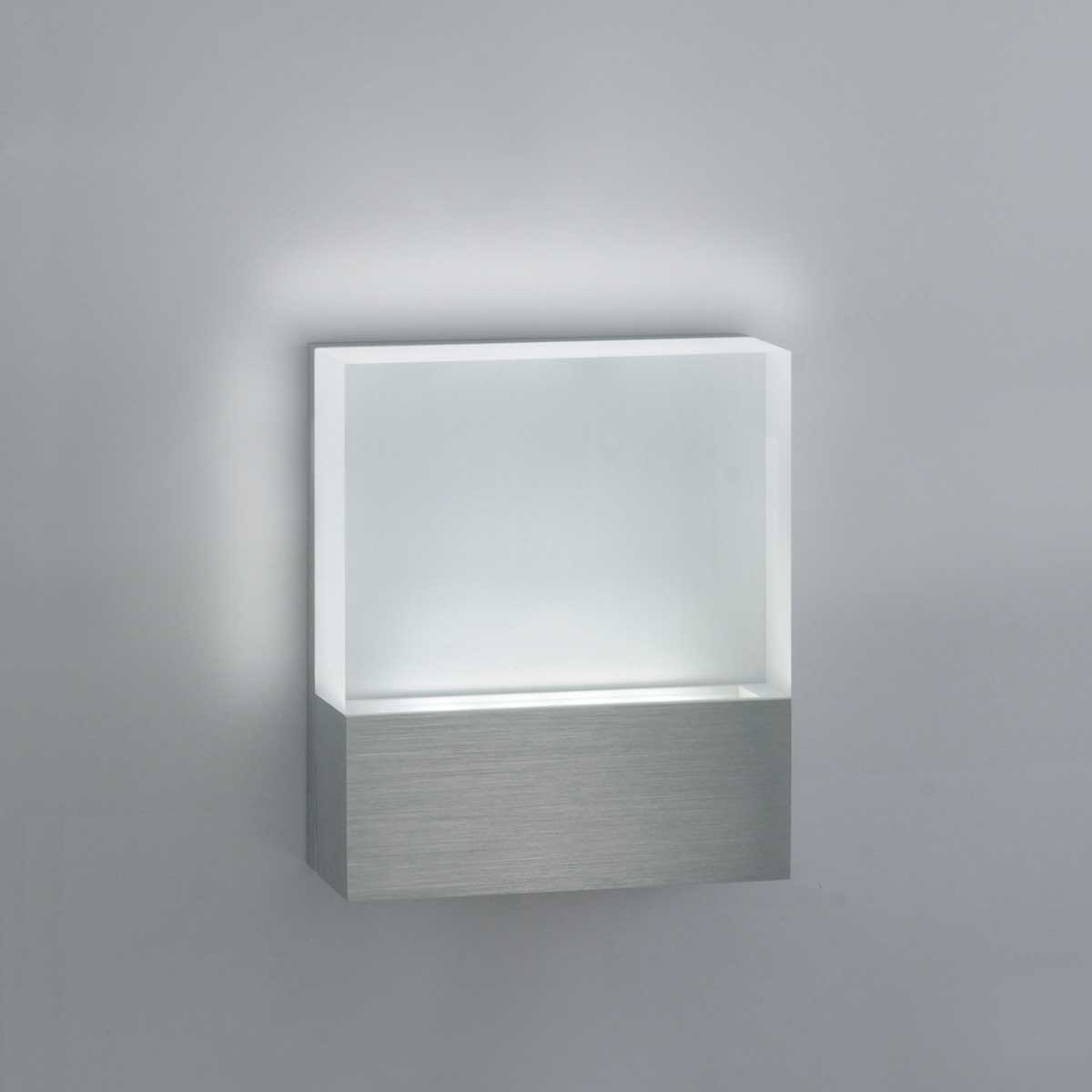 Image of: Led Flat Wall Sconce