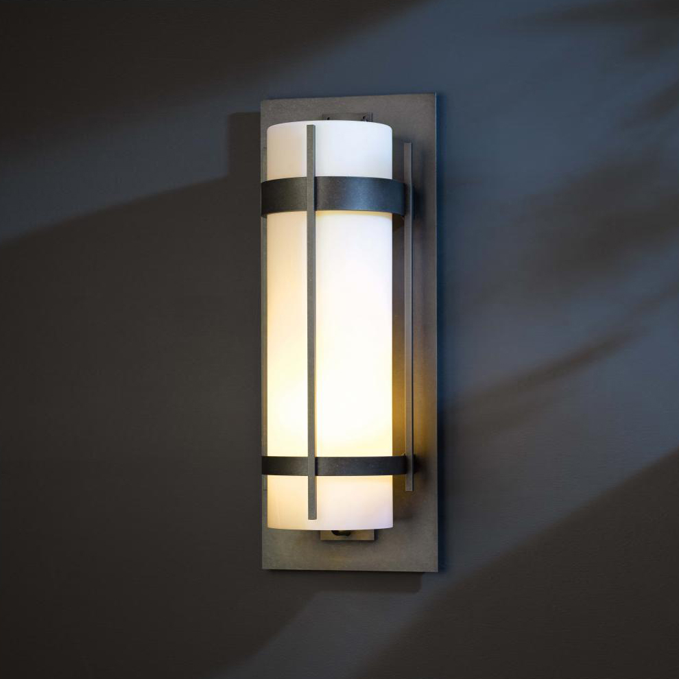 Image of: Led Outdoor Wall Sconce Frames