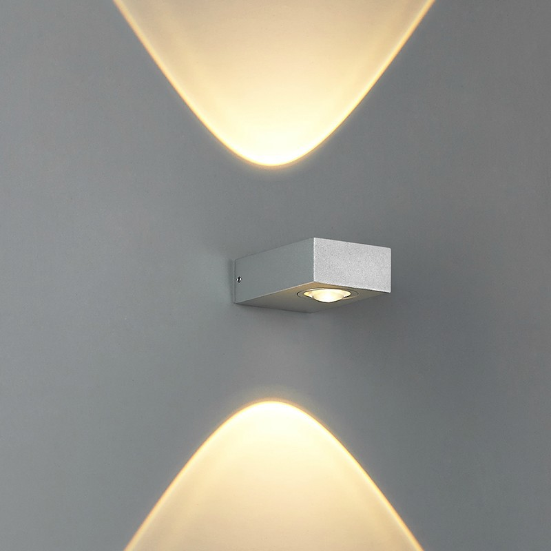 Image of: Led Outdoor Wall Sconce Type