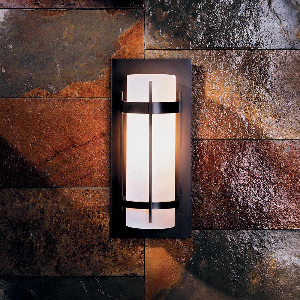 Image of: Led Outdoor Wall Sconce