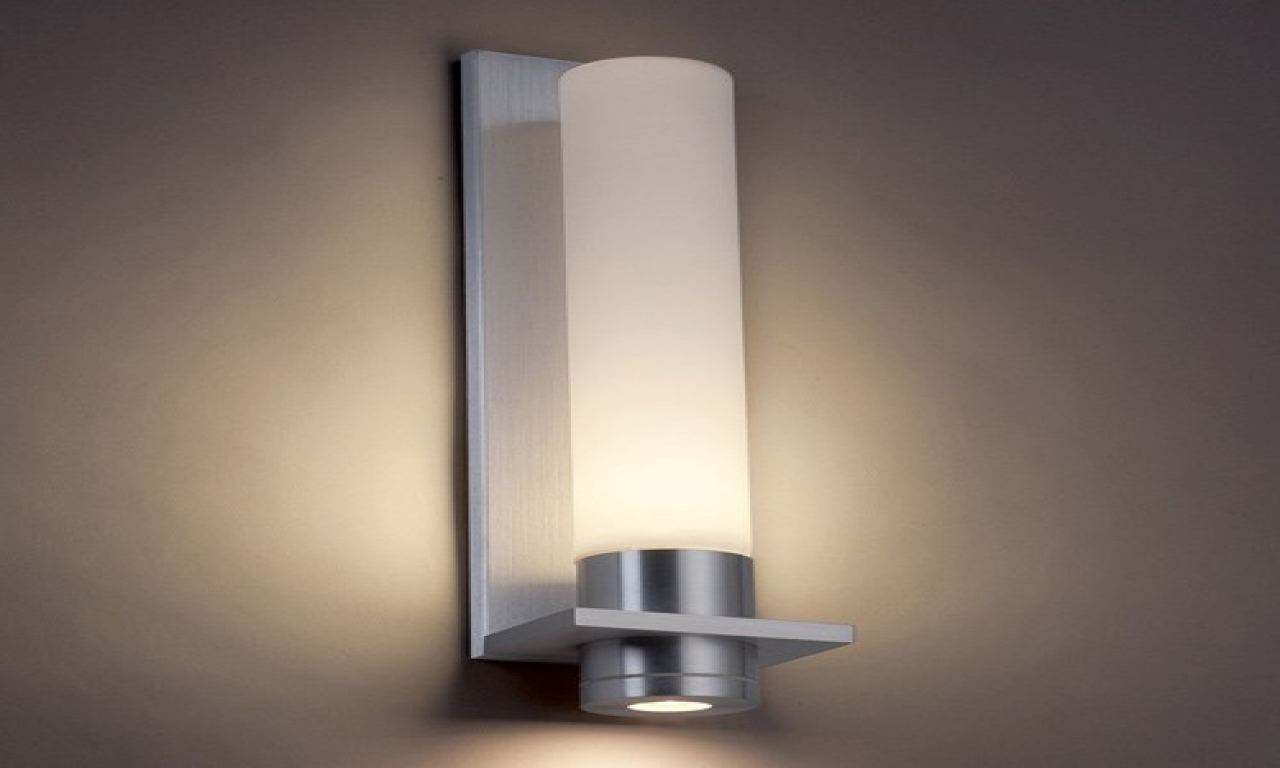 Image of: Led Sconce Indoor Modern