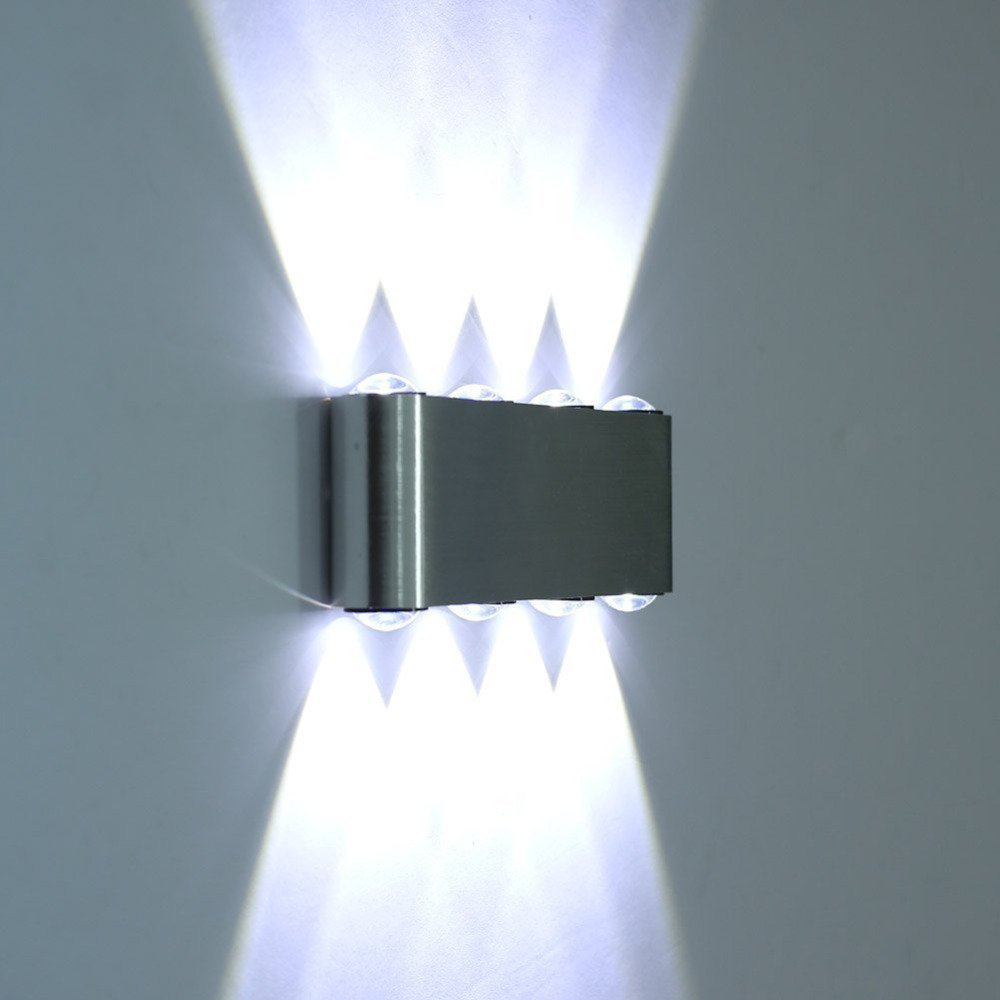 Image of: Led Wall Sconces Indoor Modern