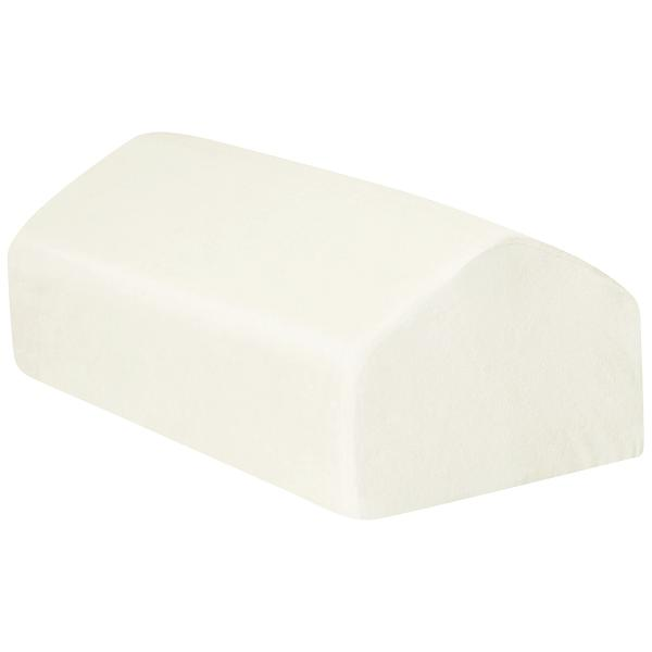 Image of: Leg Wedge Pillow White