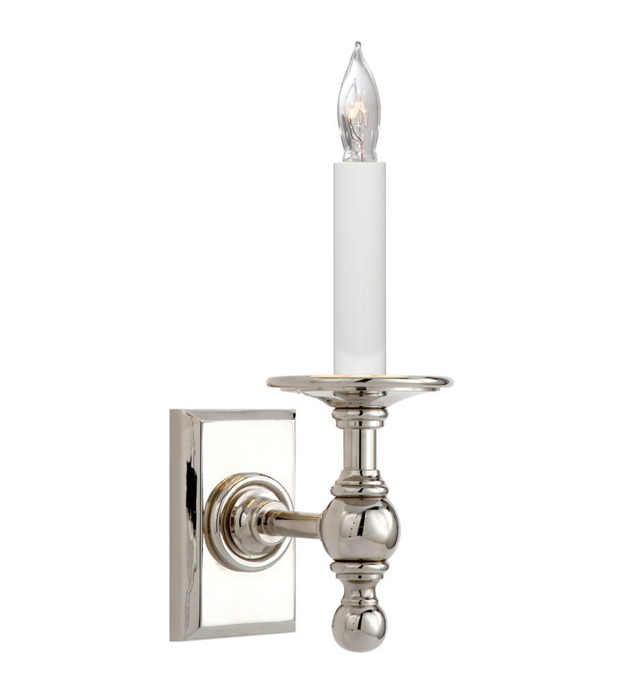 Image of: Library Wall Sconce