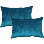 Light Teal Throw Pillows