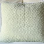 Linen Mint Green Throw Pillows