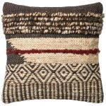 Loloi Pillows Brown