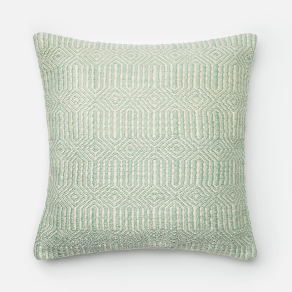 Image of: Loloi Pillows Green