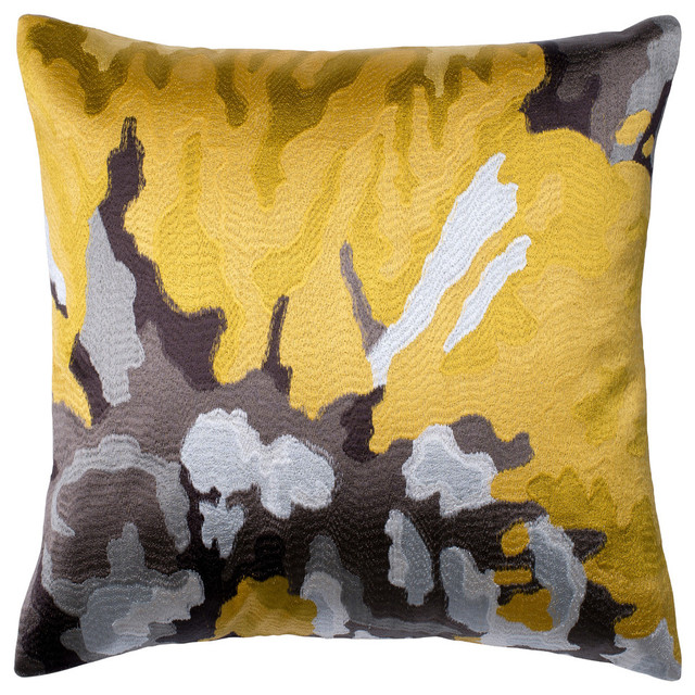 Image of: Loloi Pillows Yellow