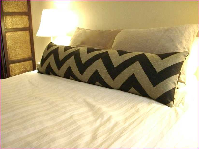 Image of: Long Oversized Pillows