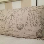 Long Pillow Design Ideas