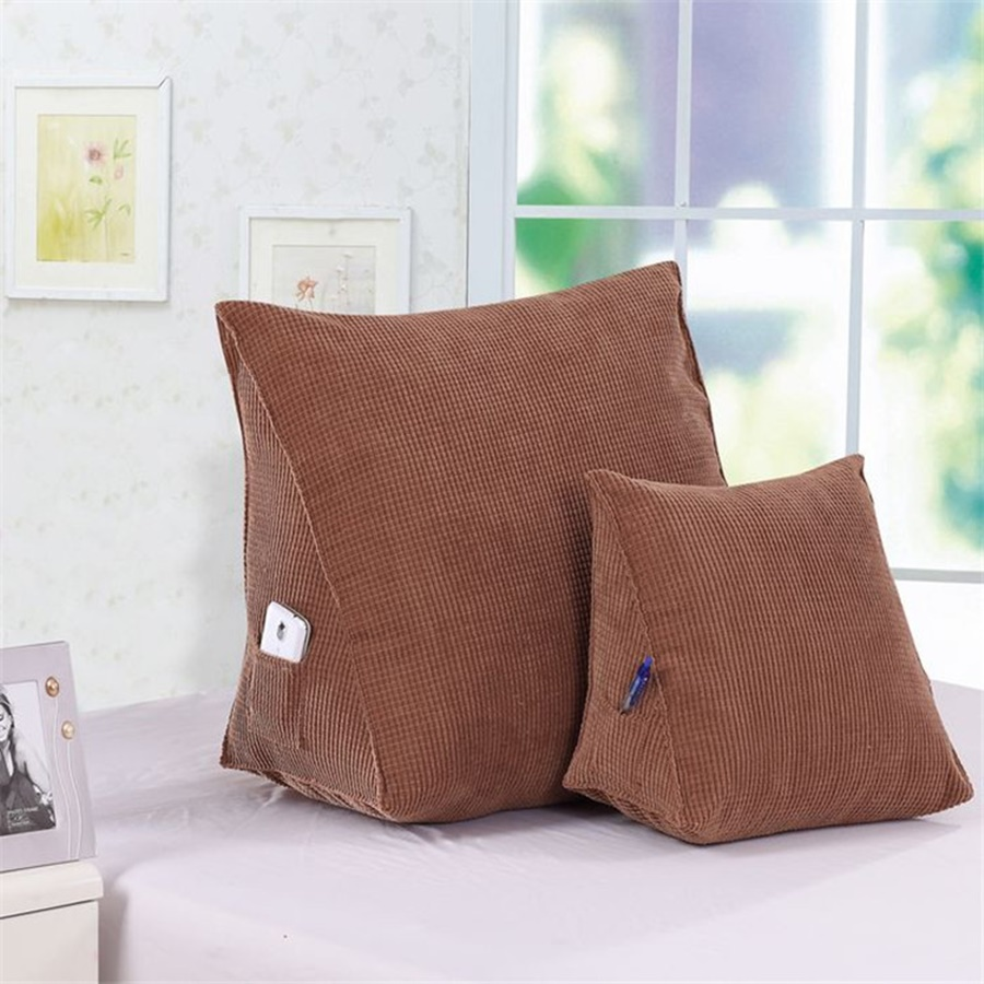 Image of: Lumbar Support Pillow For Bed