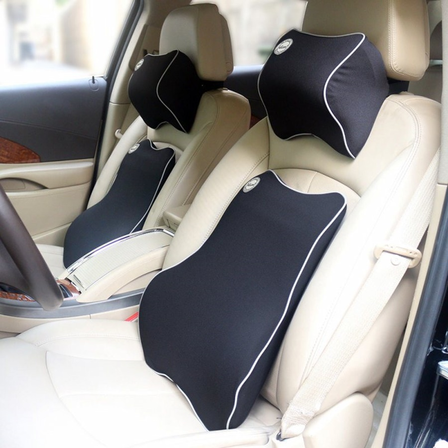 Image of: Lumbar Support Pillow For Car
