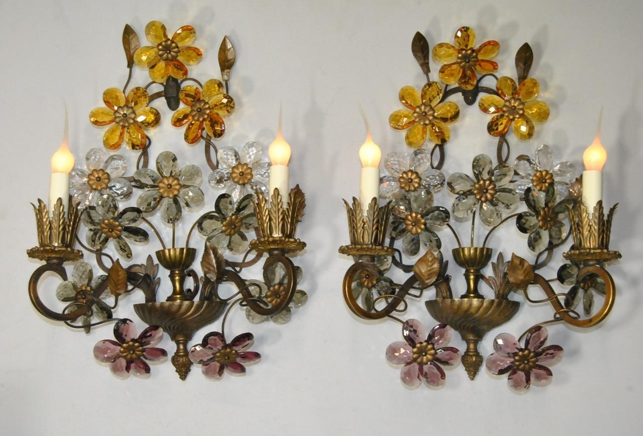 Image of: Luxury French Sconces