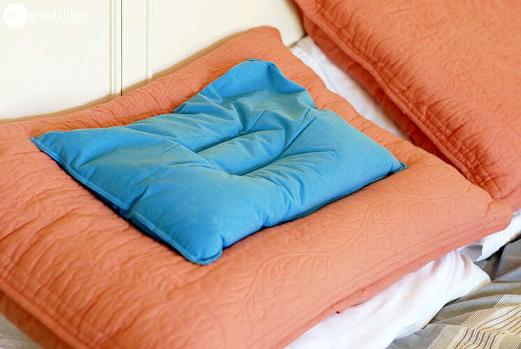 Image of: Make Your Own Stay Cool Pillow