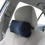 Memory Foam Neck Pillow Car