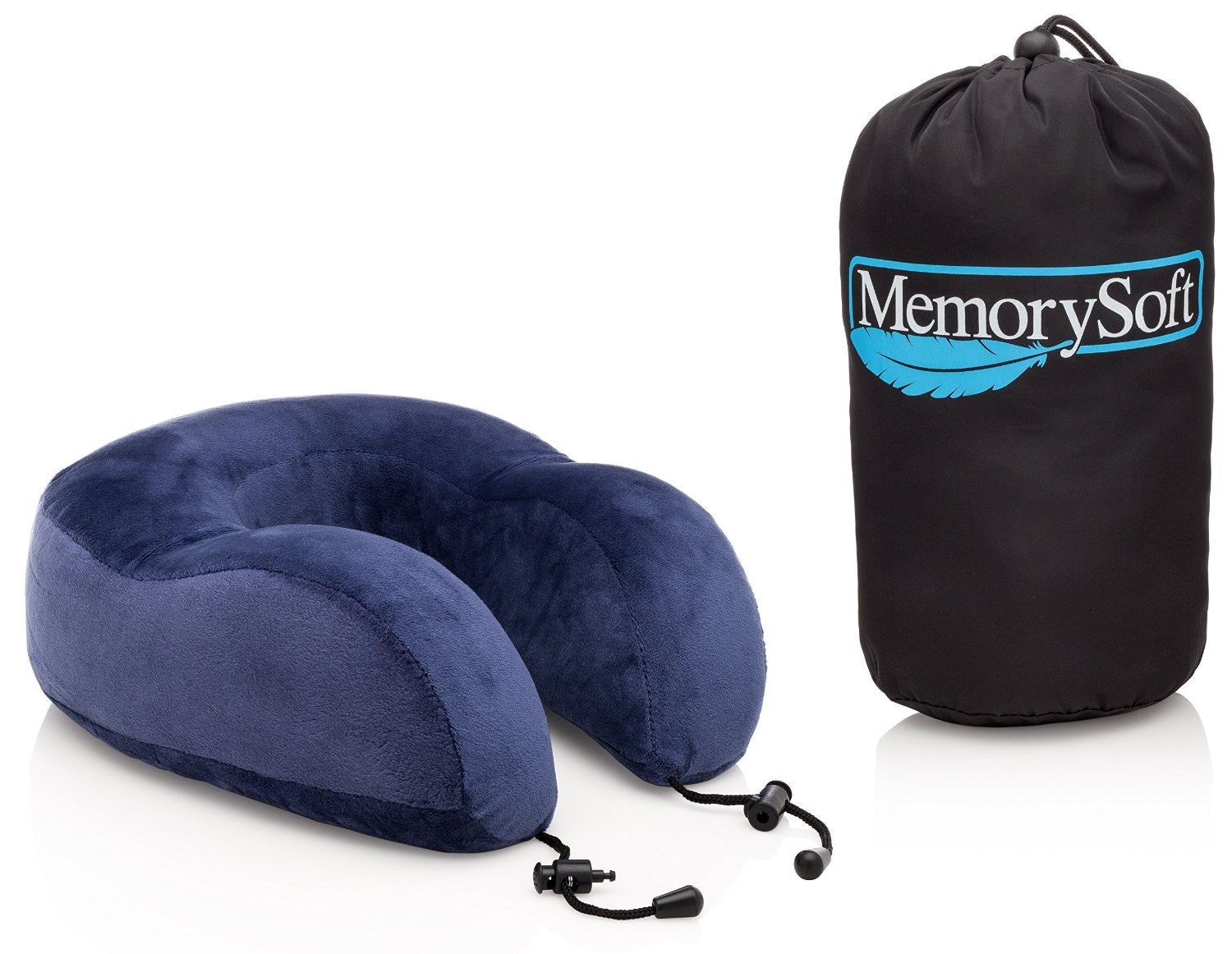 Image of: Memory Foam Neck Pillow Typpe