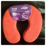 Memory Foam Travel Pillow Sale