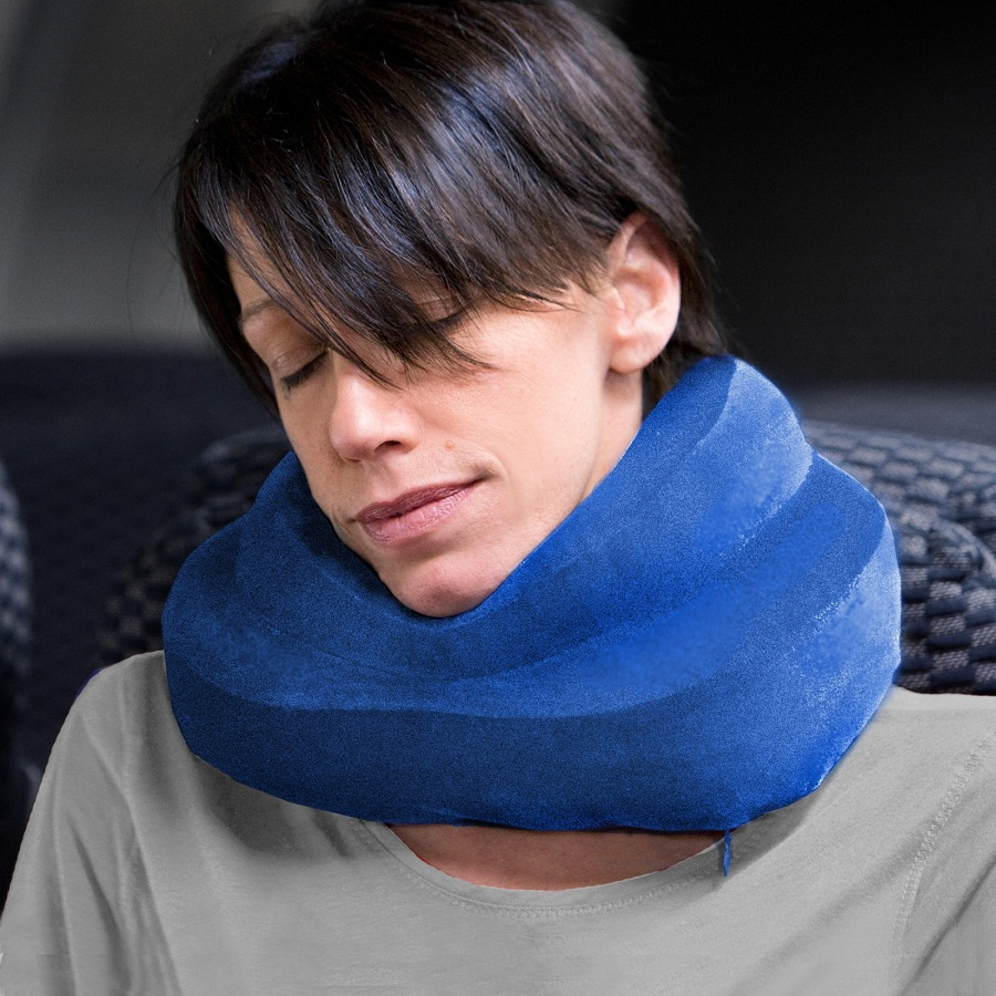 Image of: Memory Foam Travel Pillow Type