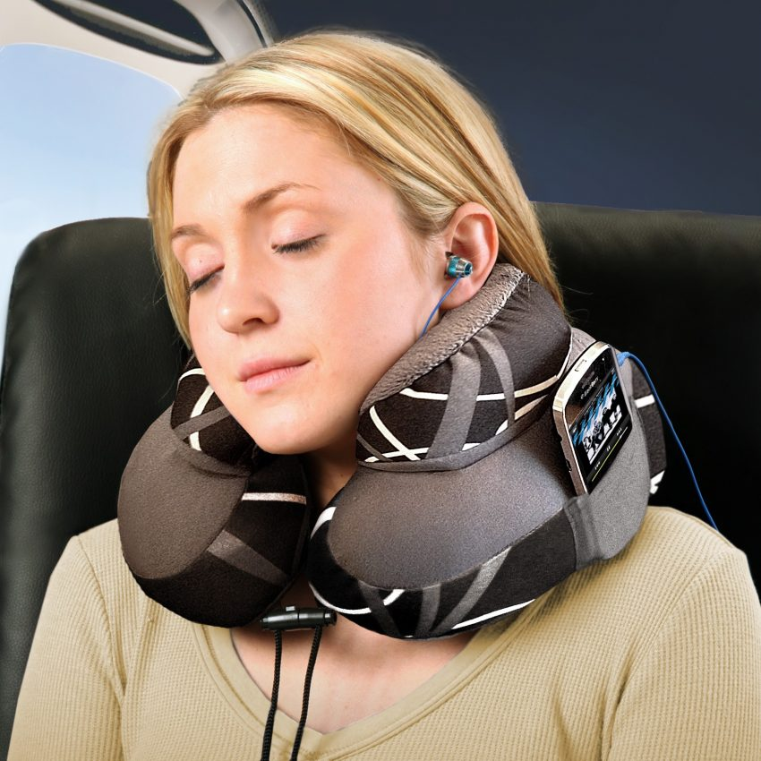 Image of: Microbead Neck Pillows