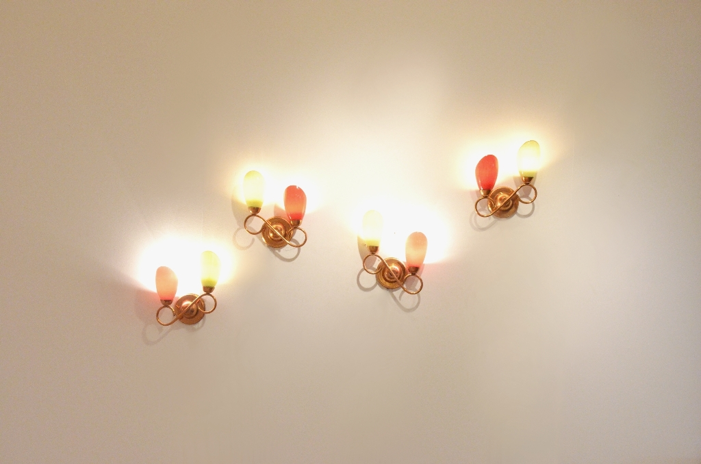 Image of: Mid Century French Sconces