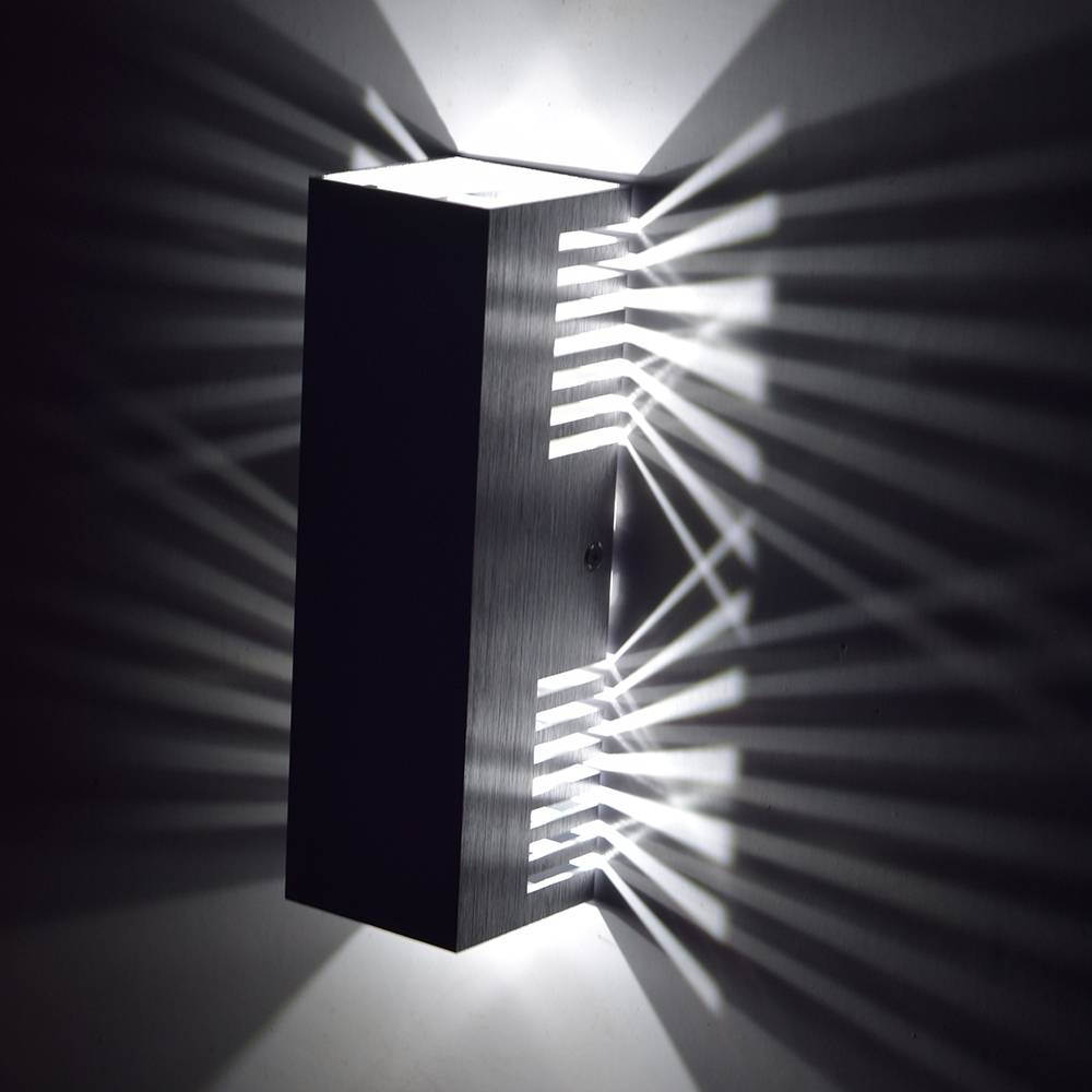 Image of: Modern Art Deco Wall Sconce