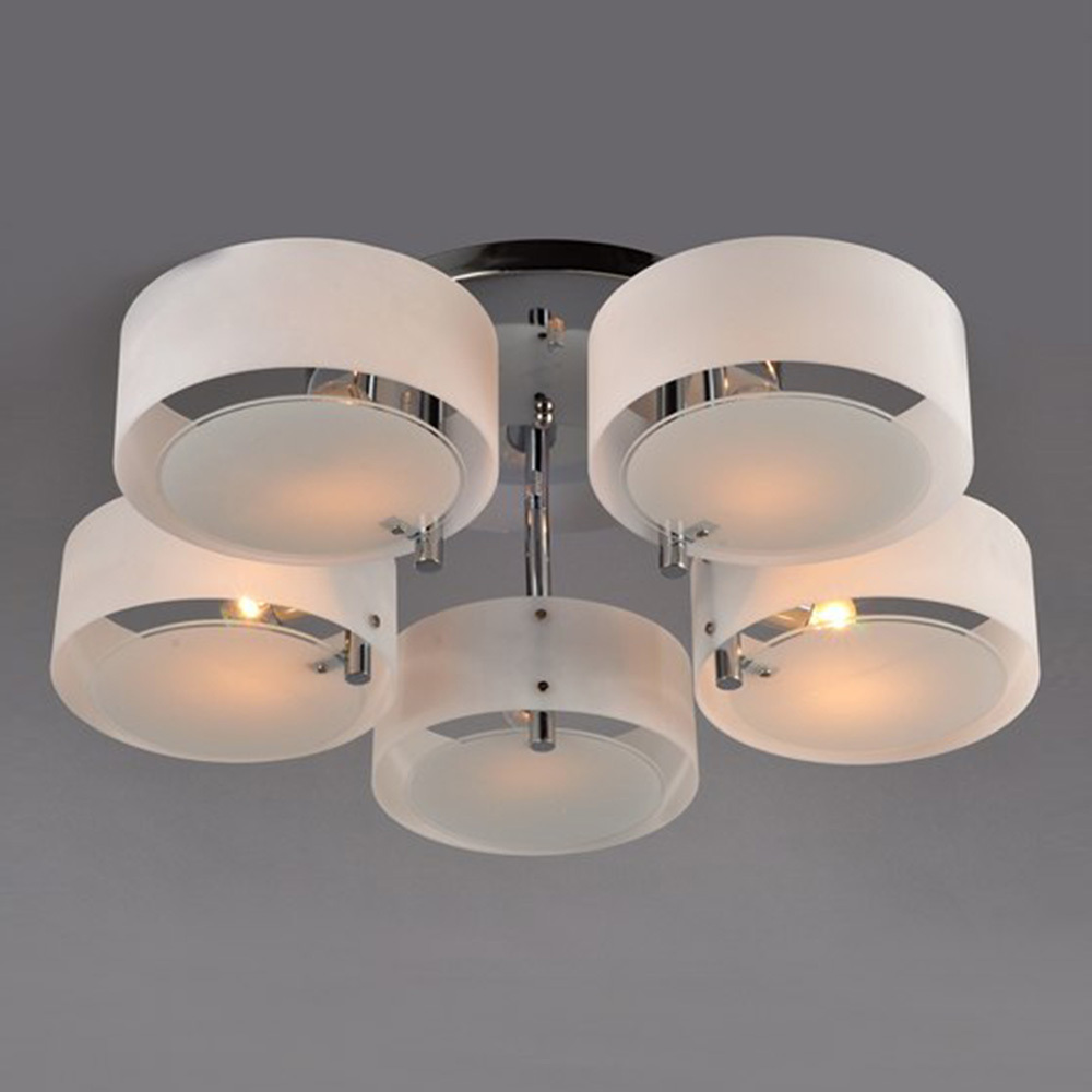Image of: Modern Ceiling Sconce
