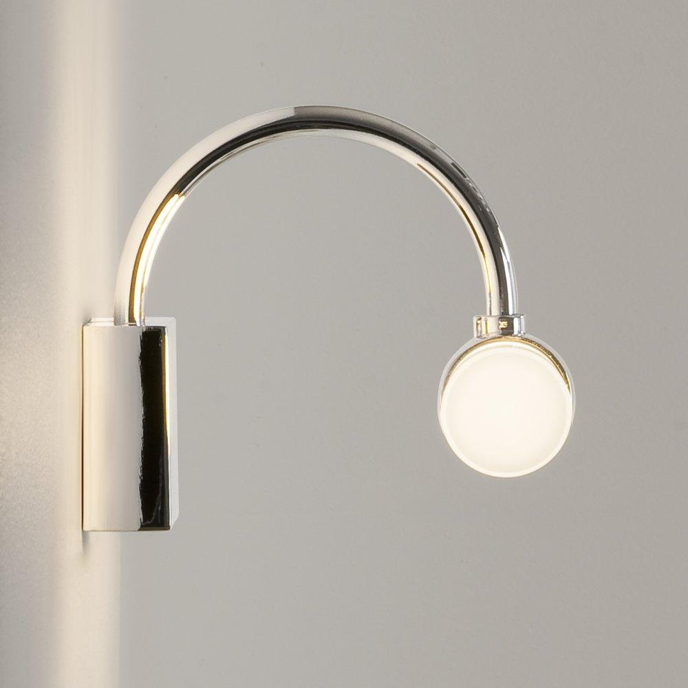 Modern Chrome Bathroom Sconces