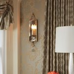 Modern Curtain Sconces