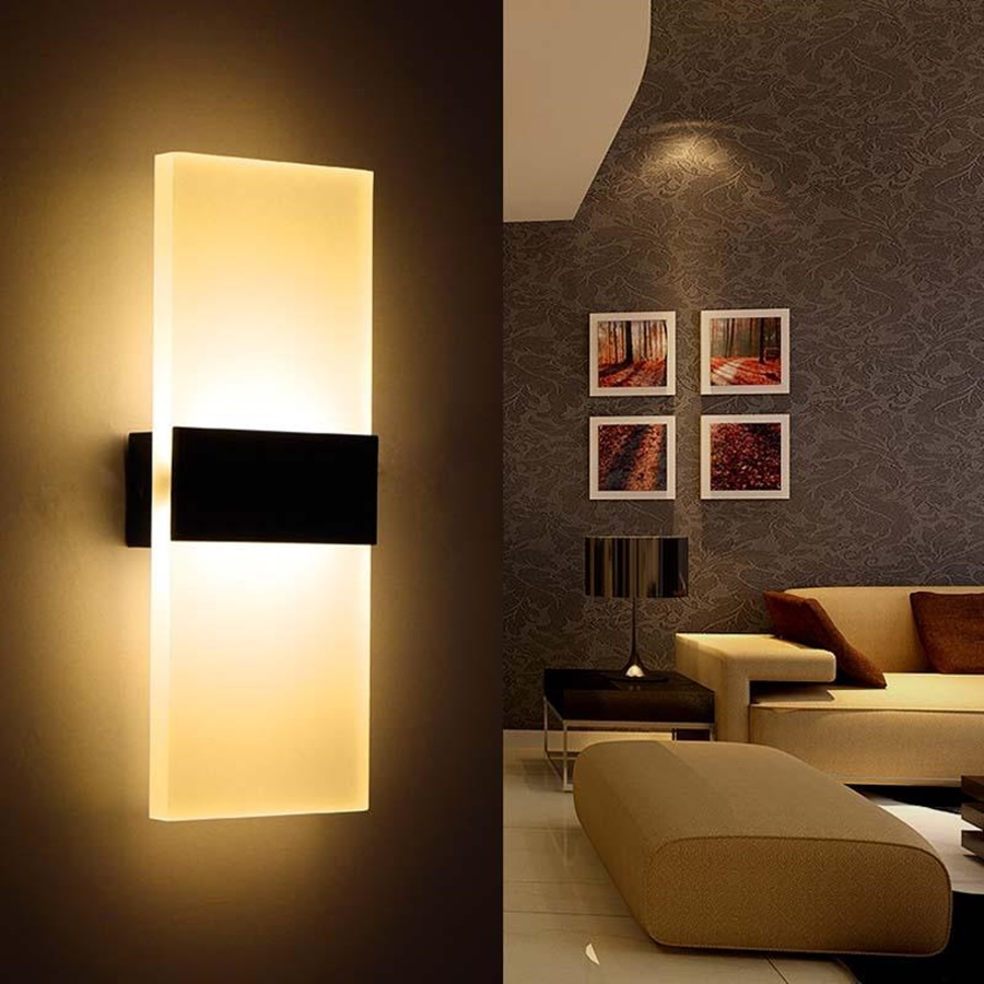 Image of: Modern IKEA Wall Sconces
