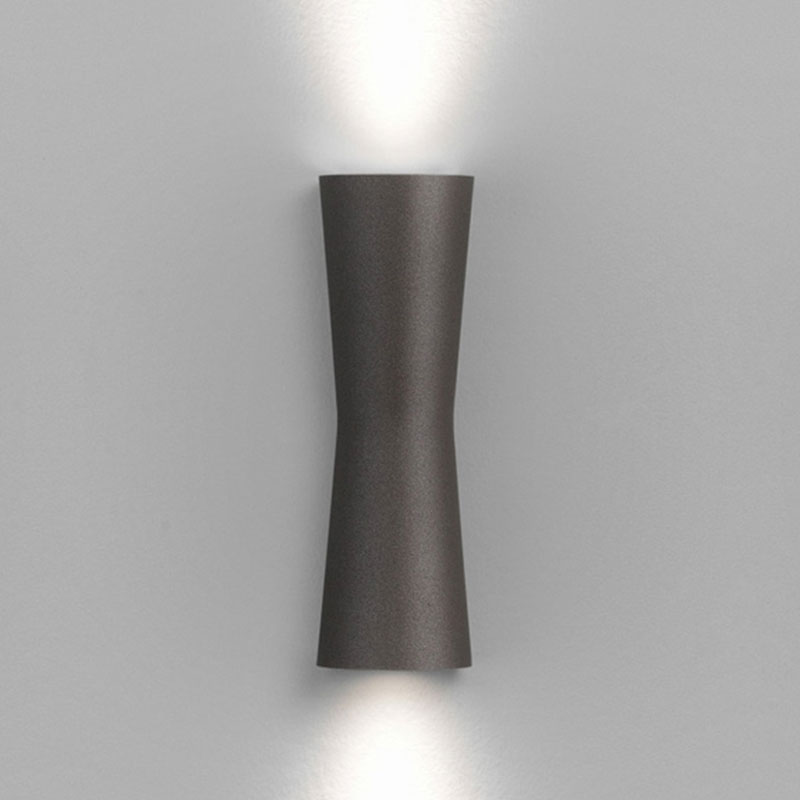 Image of: Modern Led Outdoor Wall Sconce