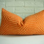 Modern Throw Pillows Aqua