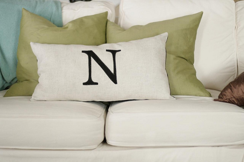 Image of: Modern Throw Pillows Ideas
