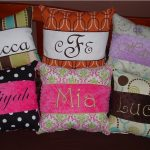 Monogram Pillow Accent