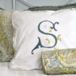 Monogram Pillow Design