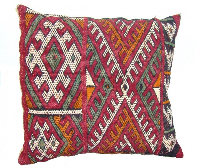 Image of: Moroccan Pillows Design