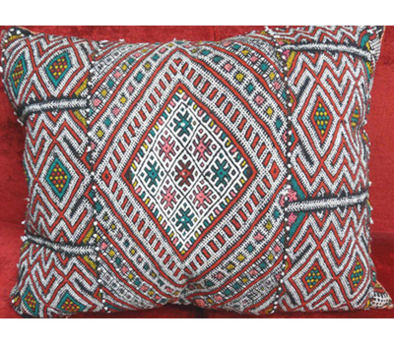 Image of: Moroccan Pillows Interest