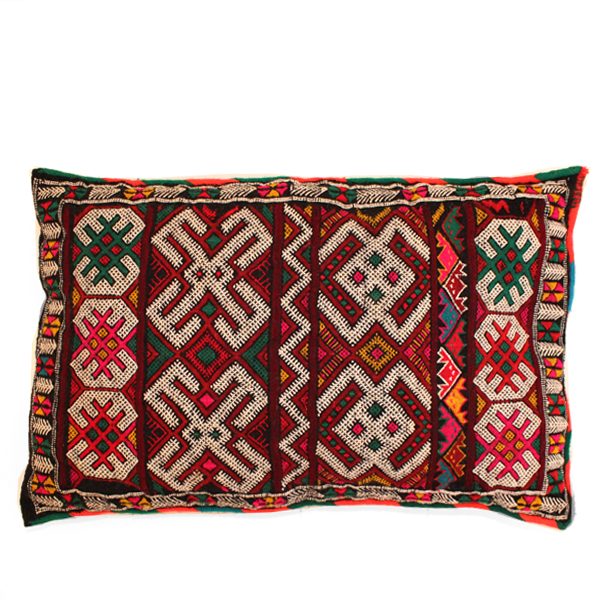 Image of: Moroccan Pillows Modern