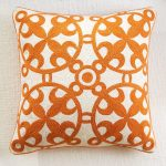 Moroccan Pillows Orange
