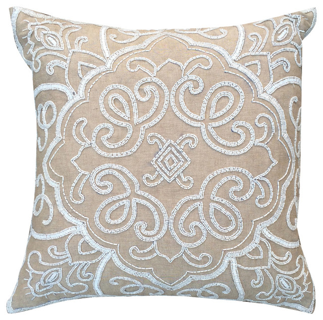Image of: Moroccan Pillows Rustic