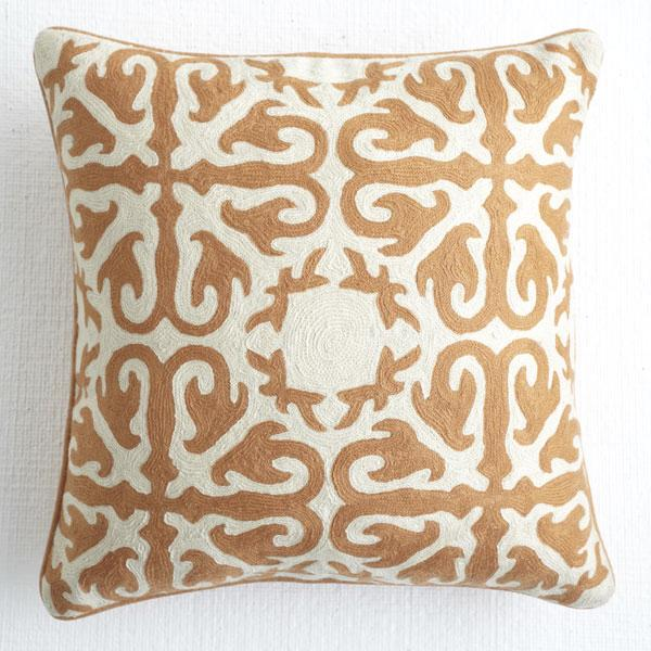 Image of: Moroccan Pillows and Poufs