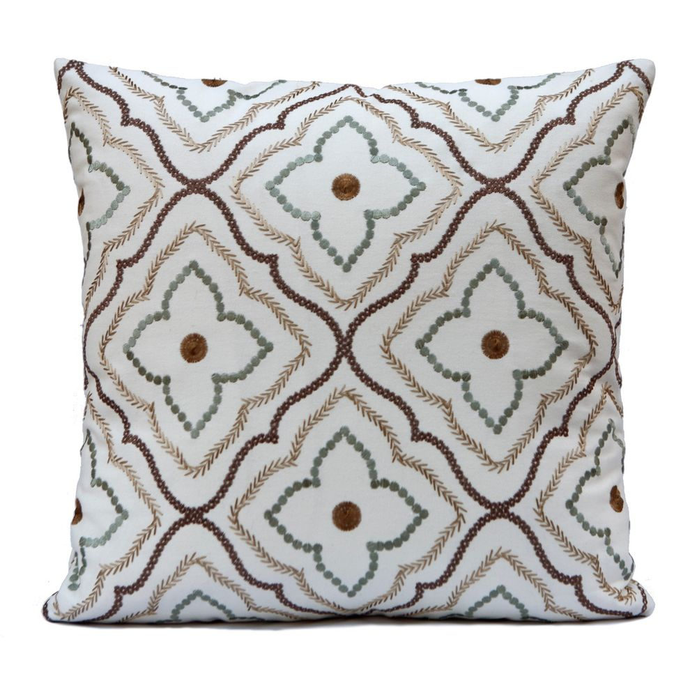 Image of: Moroccan Style Pillows